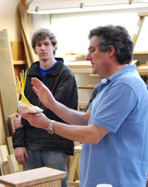 Teaching Woodworking