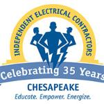 Independent Electrical Contractors Logo