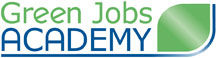 Logo for Green Academy