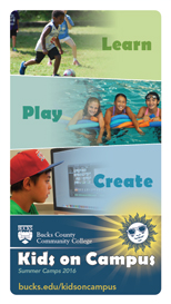 Image for Kids On Campus Brochure Cover