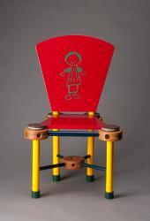 Image of Child's Chair by Joanne Shima
