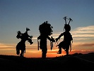 Image of Native American Dancers