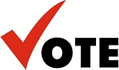 Image of Vote sign