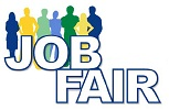 Image of Job Fair Sign