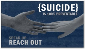 Suicide is 100% Preventable