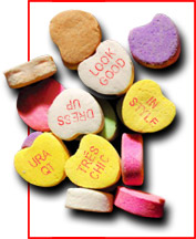 Image of Valentine Candy