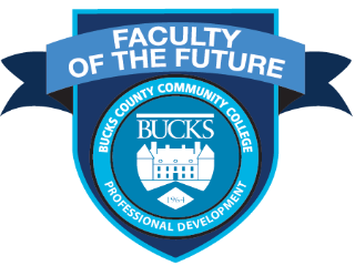 Logo for the Faculty of the Future Conference designed for 2019 website, app, and digital badge