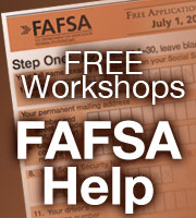 Image of FAFSA Workshops