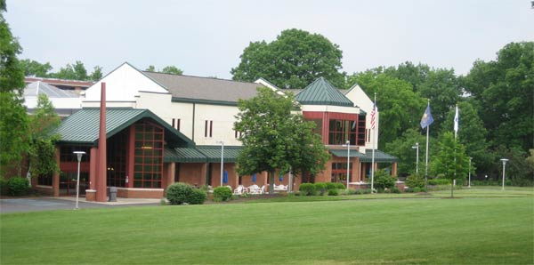 Image of building on campus