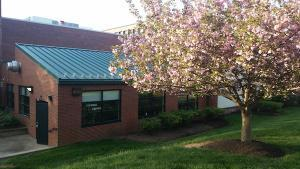 Fitness Center in spring