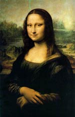 Image of Mona Lisa
