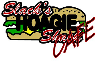 Logo of Slack's Hoagie Shack Cafe at LBC