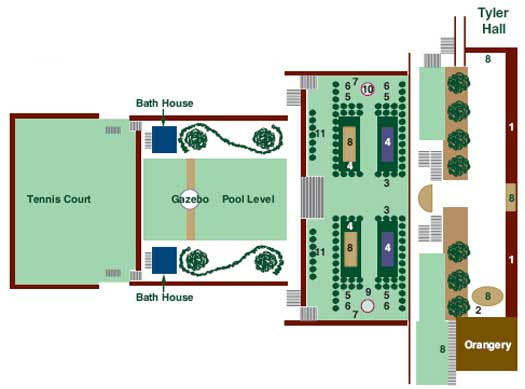 Image of Tyler Gardens Layout