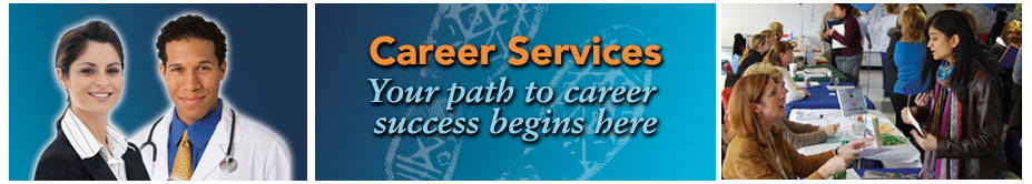 Banner image for Career Services