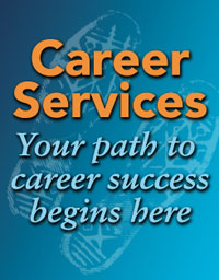 Image of Career Services - Your Path to Career Success Begins Here