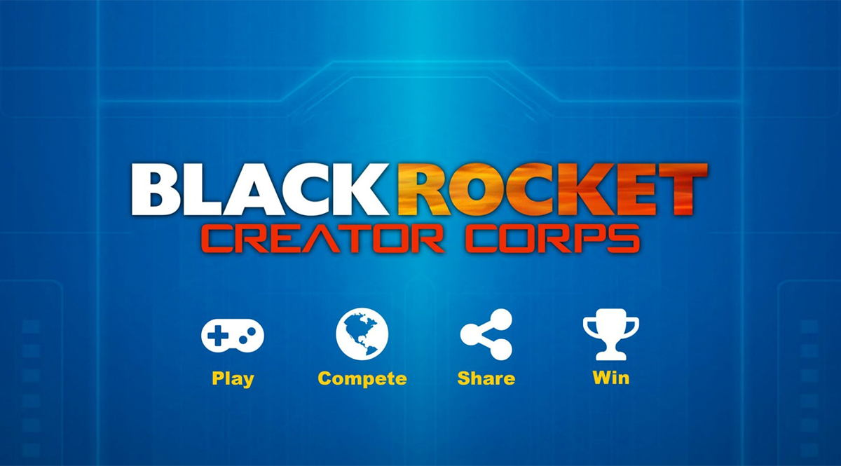 Black Rocket creator corps