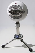 Image of Snowball microphone