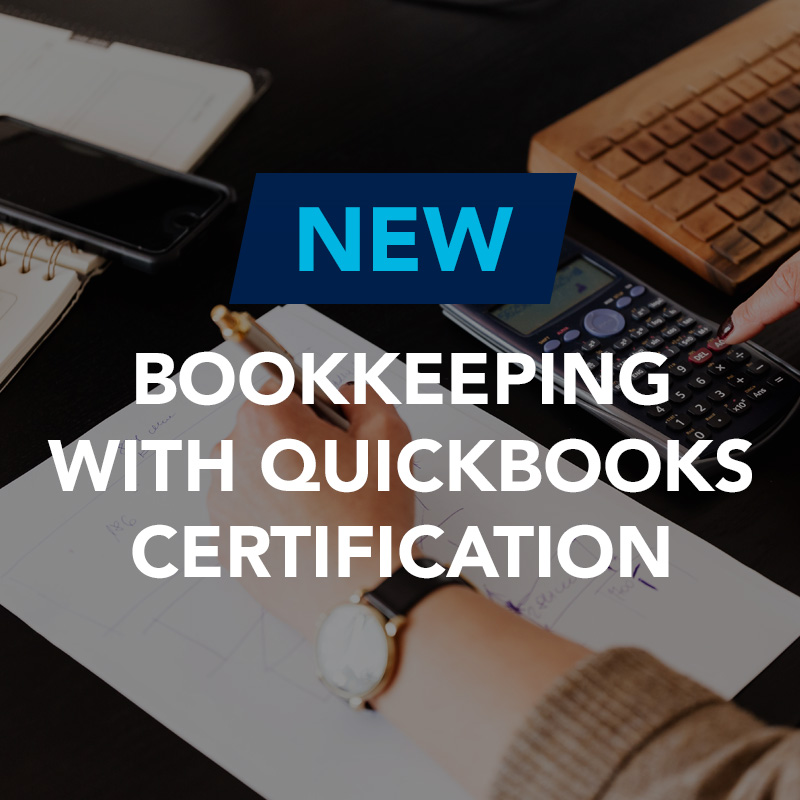 new bookkeeping with quickbook