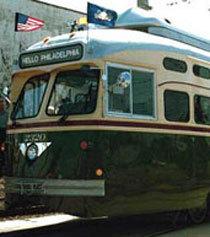 Girard Trolley