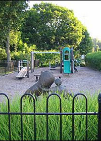 Peaceable Kingdom playground