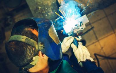 Metalwork Training | Industrial + Manufacturing | Bucks