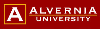 Logo for Alvernia University