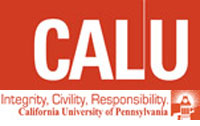 Logo for California University of PA