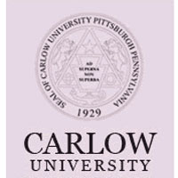 Logo for Carlow University