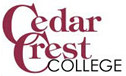 Logo for Cedar Crest College