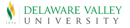 Logo for Delaware Valley University