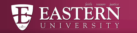 Logo for Eastern University