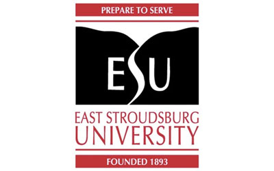 Logo for East Stroudsburg University