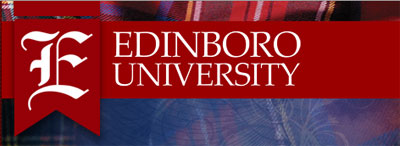 Logo for Edinboro University