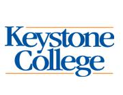 Logo of Keystone College