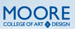 Logo for Moore College of Art & Design