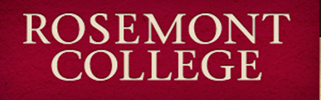 Logo for Rosemont College