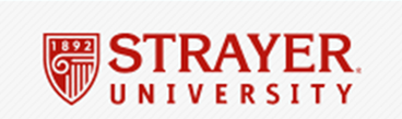 Logo for Strayer University